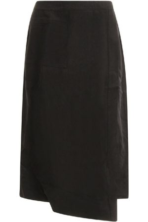 Coster Copenhagen Costa Copenhagen Back Asymmetric Skirt