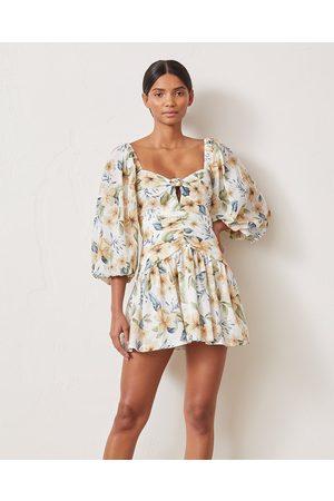 Bec & Bridge Fleurette Mini Dress