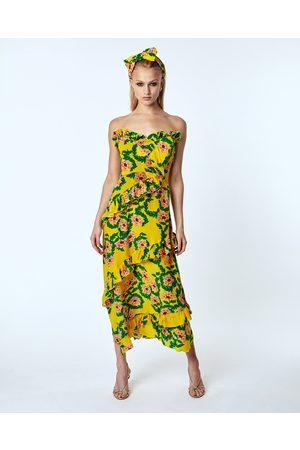 HAYLEY MENZIES Women Midi Dresses - Eden Frill Midi Dress