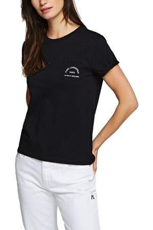 Karl Lagerfeld T-shirts - T-Shirt con Taschino Rue St-Guillaume