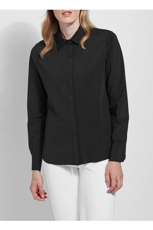 Lysse Connie Slim Button Down Shirt