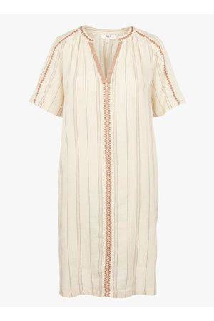 MKT Studio MKT Rifa Dress in Ivory