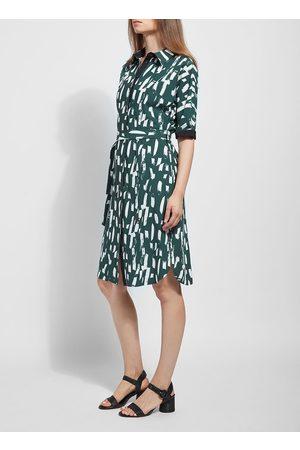 Lysse Rubia Dress - Printed Dash Hunter