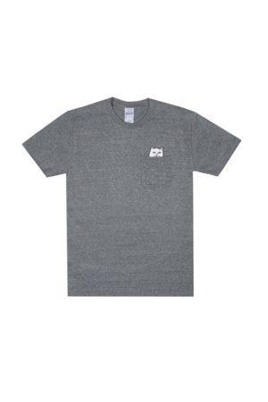 Rip N Dip Rip n Dip Lord Nermal T-Shirt - Heather Grey