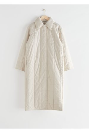 & OTHER STORIES Relaxed Padded Puffer Coat