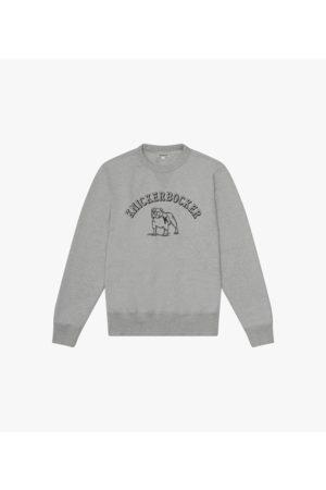 Knickerbocker Varsity Gym Crew Sweatshirt - Heather