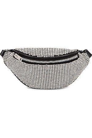 Alexander Wang Attica Soft Mini Fanny Crossbody Bag in Metallic