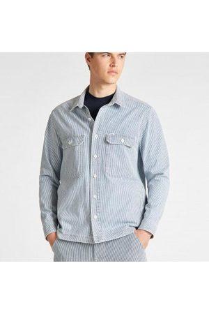 Lee Workwear Hickory Overshirt - Summer Wash