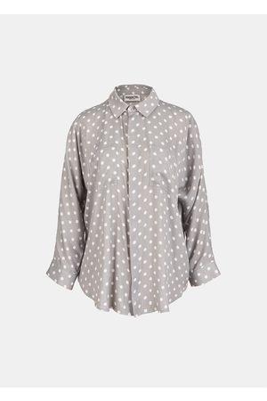Essentiel Antwerp Viral Shirt - Combo 1 Grey Shadow