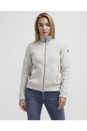 Holebrook Clair Fullzip Knitted Wind Proof Jacket