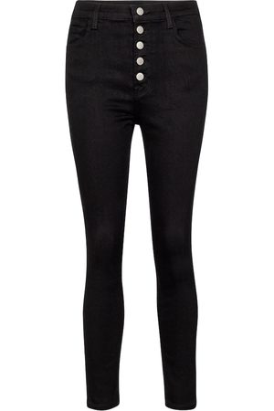J Brand Lillie high-rise skinny jeans
