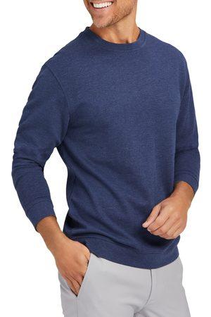 Mizzen+Main Men's Fairway Cotton Blend Long Sleeve T-Shirt
