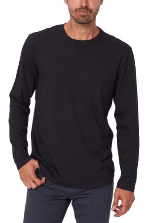 Paige Men's Bower Long Sleeve Pocket T-Shirt