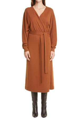 Lafayette 148 New York Women's Dolman Sleeve Kindcashmere Cardigan Dress