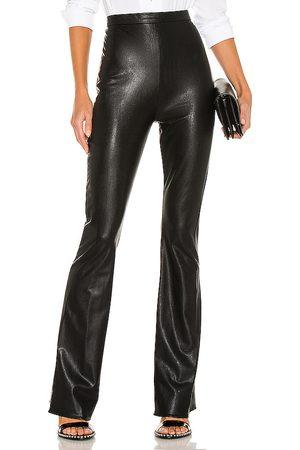 Amanda Uprichard Women Leather Pants - Amina Leather Pants in .
