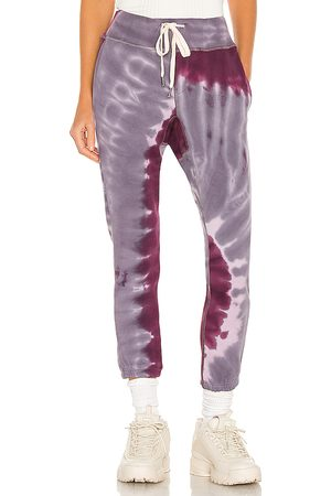 NSF Sayde Sweatpant in Purple.