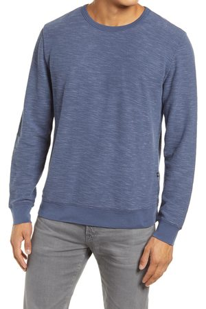 Rails Men's Geoffrey Slub Long Sleeve Crewneck T-Shirt