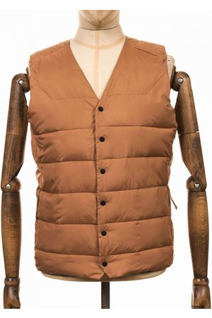 Didriksons Vidar USX Vest - Almond Colour: Almond