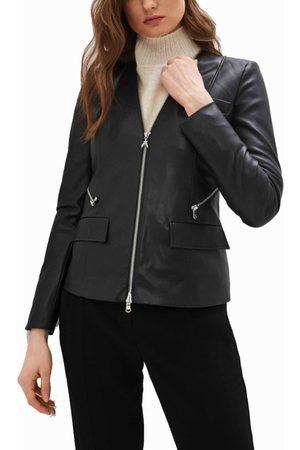 Patrizia Pepe Leather Jacket in