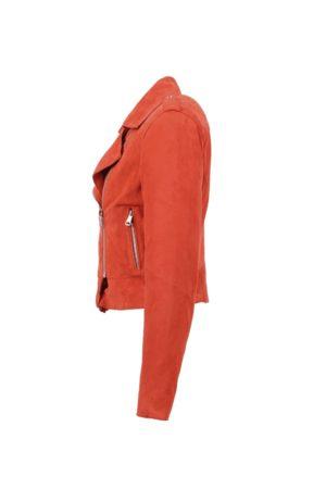 Oakwood Zulina Suede Biker Jacket