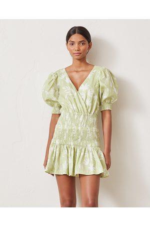 Bec & Bridge Windswept Mini Dress