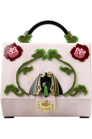Gissa Bicalho Luna Acrylic Shoulder Bag