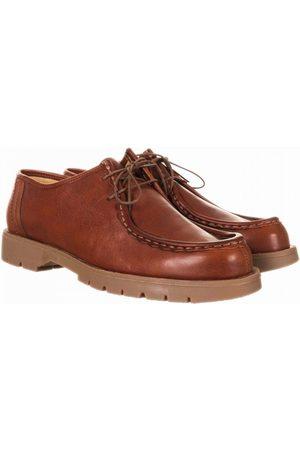 Kleman Padror Shoes - Brique Colour: Brique