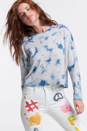 Lisa Todd The Spritz Sweater - Marble