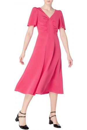 GOAT Rosemary Tea Dress Watermelon