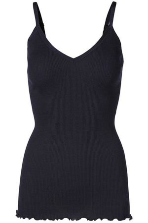 Rosemunde Belle Cami Top or Navy