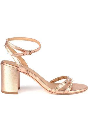 Ash Janis Sandals in Rose