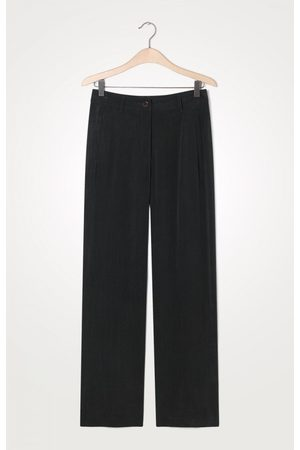 American Vintage Carbon Straight Leg Trouser