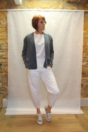 TRANSIT PAR-SUCH Out of the Ordinary Trousers in
