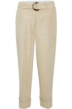 Kaffe Women Jeans - KAgustava Suit Trousers - Cobblestone