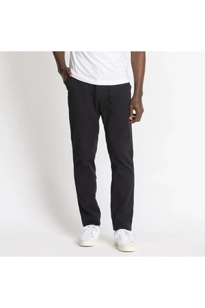 FIELDS Cotton Twill Straight Leg Trouser