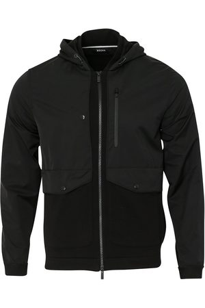 Z Zegna Hooded Sweatshirt (Black)
