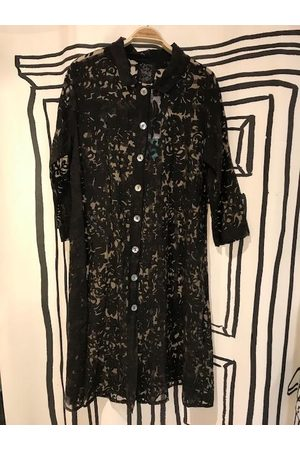 Out Of Xile Vintage Sheer Flare Coat in