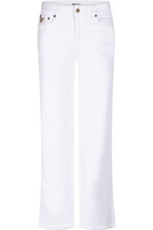 Lois Jeans New Culotte Jeans - Megalia Blush