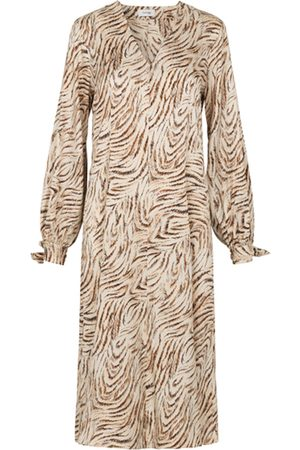 Levete Room Isola Silk Dress