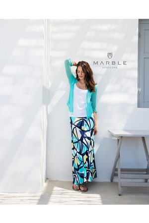Marble 5772 Maxi Skirt - col 163