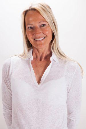 Belluna Long Sleeve Jersey Top with Collar