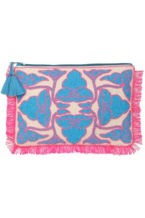 The West Village Beaded Clutch