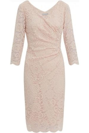 Gina Bacconi Clarinell Stretch Lace Dress SBZ5735