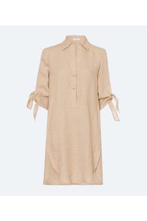 Riani Women Casual Dresses - Shirt Dress Beige Hampton Beach 946630-2272