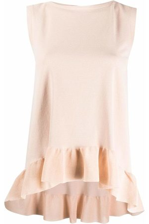 D.EXTERIOR Nude Coloured Top 50262