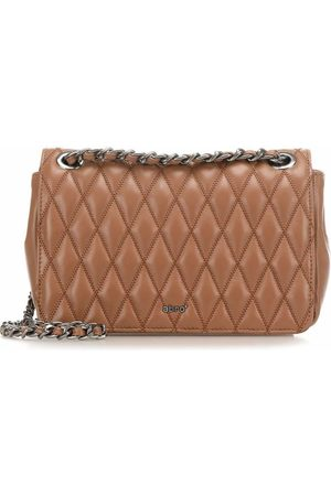 Abro+ Camel/Tan Romby Quilted Bag 28935-57