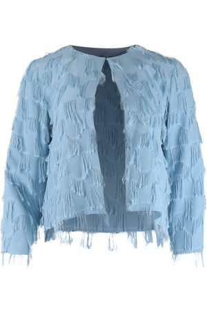 MARELLA Sahara Fringed Jacket
