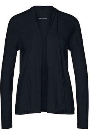 Marc Cain Sports Jersey Flounced Jacket LS 31.03 J55