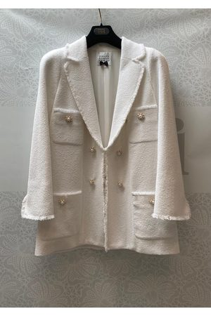 Edward Achour Paris Edward Achour Tweed Jacket 421006