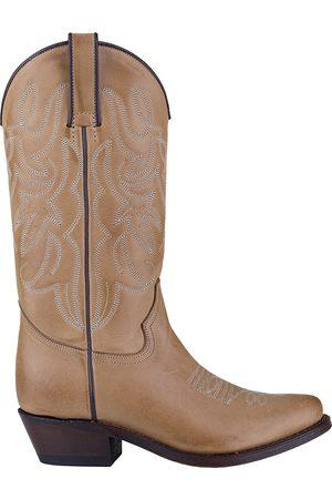 Tony Mora Western Boot - Tan